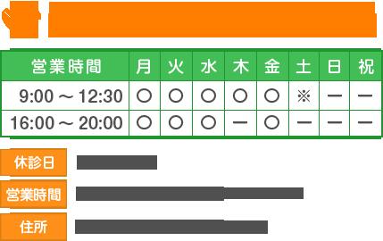 電話・時間
